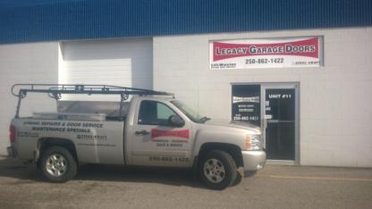 Legacy Garage Doors - Overhead & Garage Doors