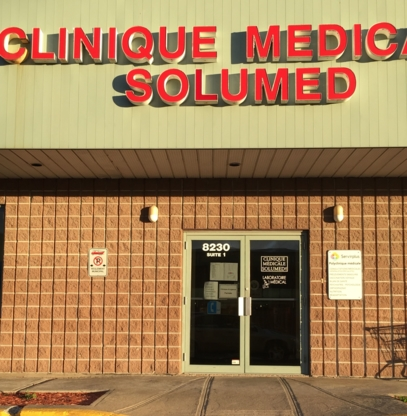 Polyclinique Medicale Solumed - Medical Clinics - 450-466-5181