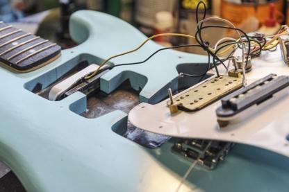 Guitar Repair Shack - Musical Instrument Repair - 403-255-5543