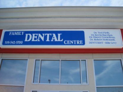 Family Dental Centre - Teeth Whitening Services - 519-542-5700