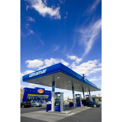 Ultramar - Gas Stations - 450-447-7692