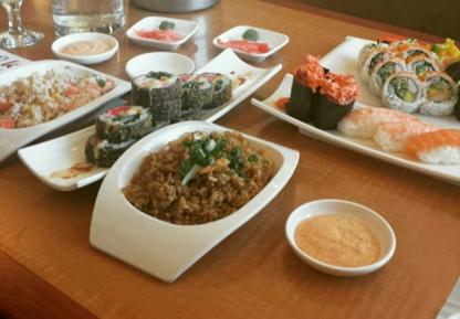 Kanda Sushi-Bar - Sushi et restaurants japonais - 514-251-8880
