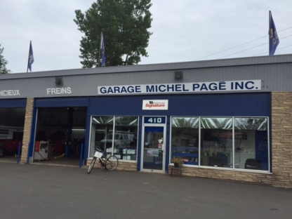 Garage Michel Pagé - Car Repair & Service - 450-263-5858