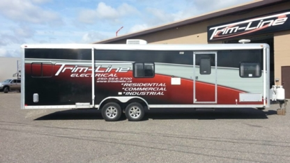 Trim Line Signs & Electrical - Window Tinting & Coating