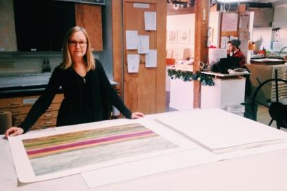 Dundarave Print Workshop - Art Galleries, Dealers & Consultants - 604-689-1650