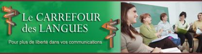 Carrefour des Langues - Écoles et cours de langues - 418-655-6444