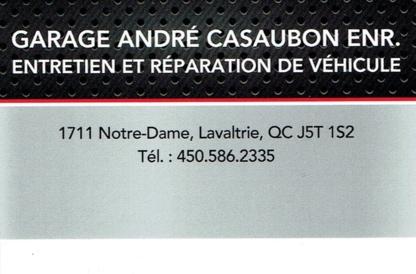 View Garage Casaubon's Saint-Charles-Borromée profile