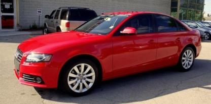 Skyward Luxury Car Rentals Inc - Car Rental - 905-569-2495