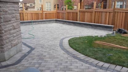 T J H Landscaping - Landscape Contractors & Designers - 647-686-7727