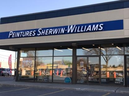 Sherwin Williams Canada - Magasins de peinture