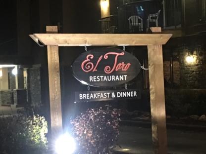 El Toro Restaurant - Restaurants mexicains - 403-762-2520