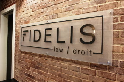 Fidelis Law Droit - Traffic Lawyers - 506-801-1126