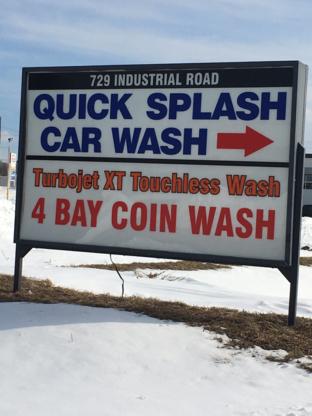 Car washes in alliston on yellowpages quick splash car wash car detailing 647 668 9090 solutioingenieria Gallery
