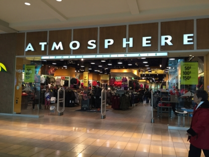 Atmosphère Sports - Sporting Goods Stores - 514-694-8182