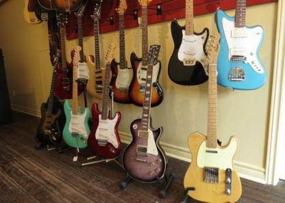 Lil'Demon Guitar Pro Shop - Musical Instrument Stores - 416-530-1766