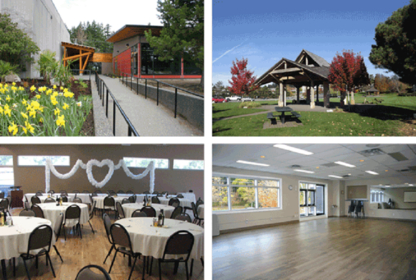 Comox Community Centre - Fitness Gyms