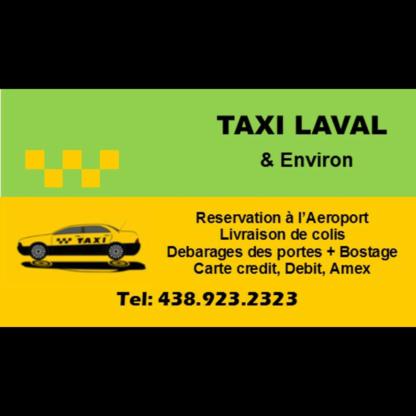View Taxi Laval & Les Environs +'s Sainte-Thérèse profile