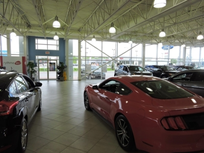 Voir le profil de Chartrand Ford Inc - Saint-Laurent