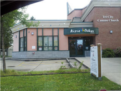 View Alegria Childcare's New Westminster profile