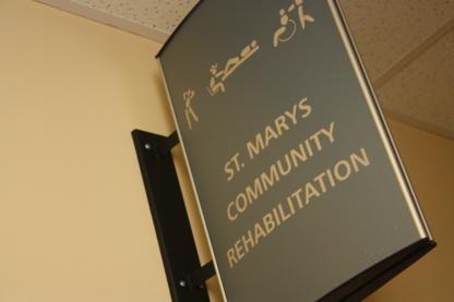 St. Marys Physiotherapy & Rehabilitation Clinic - Physiotherapists - 519-284-0904