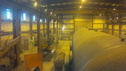 View Kansteel Mfg Inc's Winnipeg profile
