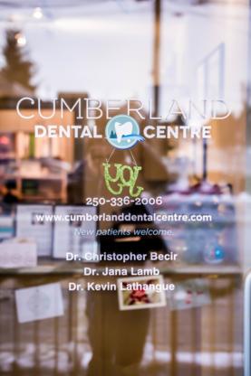 Cumberland Dental Centre - Dentistes - 250-336-2006