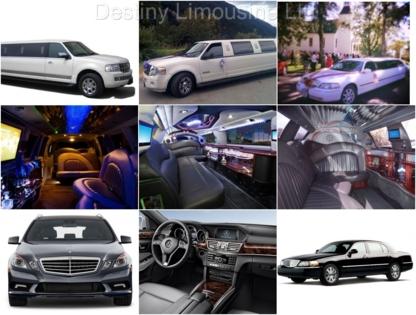 Destiny Limousine Ltd - Service de limousine