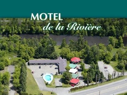 Motel De La Rivière - Motels - 450-227-4471