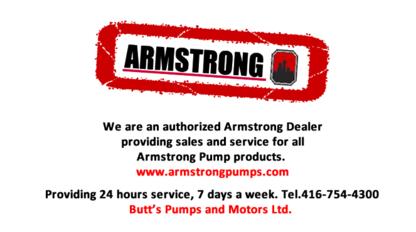 View Butt's Pumps & Motors Ltd's Scarborough profile