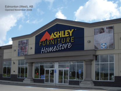 View Ashley Homestore's Edmonton profile