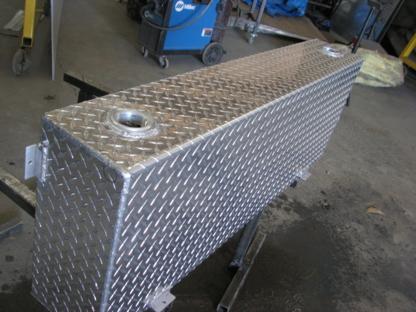 Vulcan Welding Inc - Welding - 780-808-8500