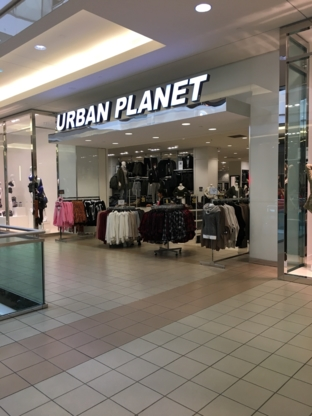Urban Planet - Clothing Stores - 604-439-1703