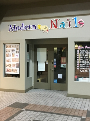 Modern Nails - Ongleries - 403-235-0253
