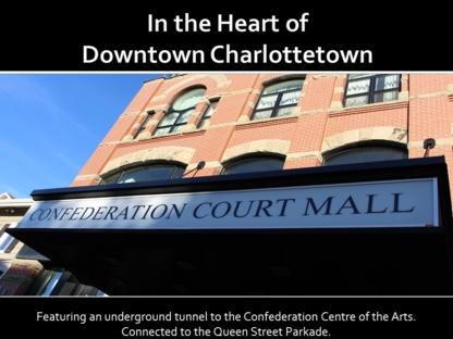 Confederation Court Mall - Shopping Centres & Malls