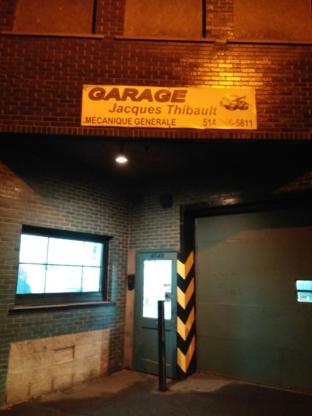 Jacques Thibault Enr - Garages de réparation d'auto