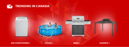 Canadian Tire - New Auto Parts & Supplies - 604-527-8832