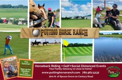 Putting Horse Ranch - Horse Riding Centres