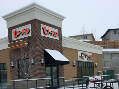 Li-Ao Sushi - Sushi et restaurants japonais - 587-353-8868