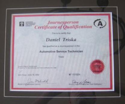 Triska Automotive Edmonton BMW Specialist - Car Repair & Service