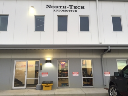 North Tech Automotive Inc - Car Repair & Service - 780-449-4056