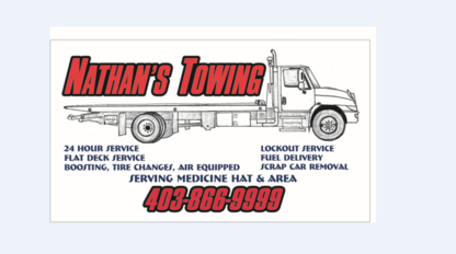 Nathan's Towing - Vehicle Towing