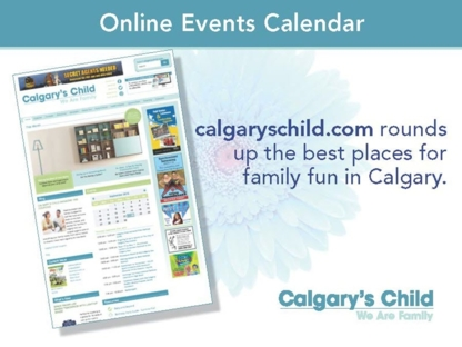 Calgary's Child Magazine - Magazine Dealers - 403-241-6066