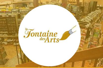 La Fontaine Des Arts - Art Materials & Supplies - 819-764-5555