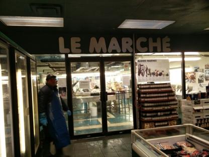 Poissonnerie La Mer - Fish & Seafood Stores - 514-522-3003