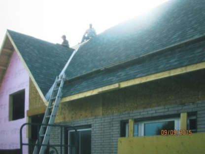 TJ Roofing - Couvreurs - 705-575-2226