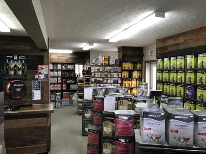 Vinestrie Inc - Beer & Ale - 819-822-4612