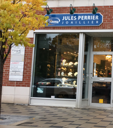 Joaillerie Jules Perrier - Jewellers & Jewellery Stores - 450-671-8993