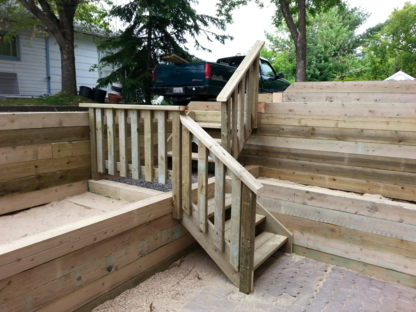 All-City Landscaping and Carpentry - General Contractors