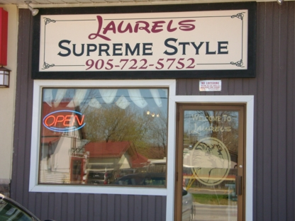 Laurel's Supreme Style - Hairdressers & Beauty Salons - 905-722-5752