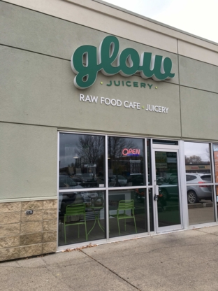 Glow Juicery - Restaurants - 780-433-0213